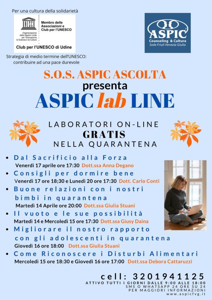 ASPIC LAB LINE